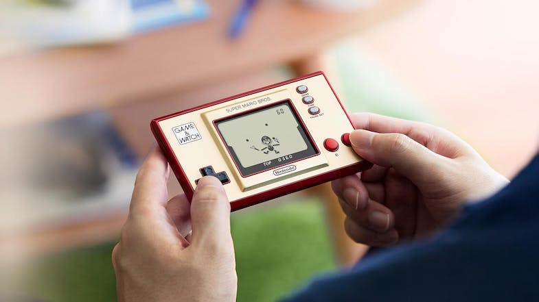 Nintendo Game & Watch: Super Mario Bros (G)