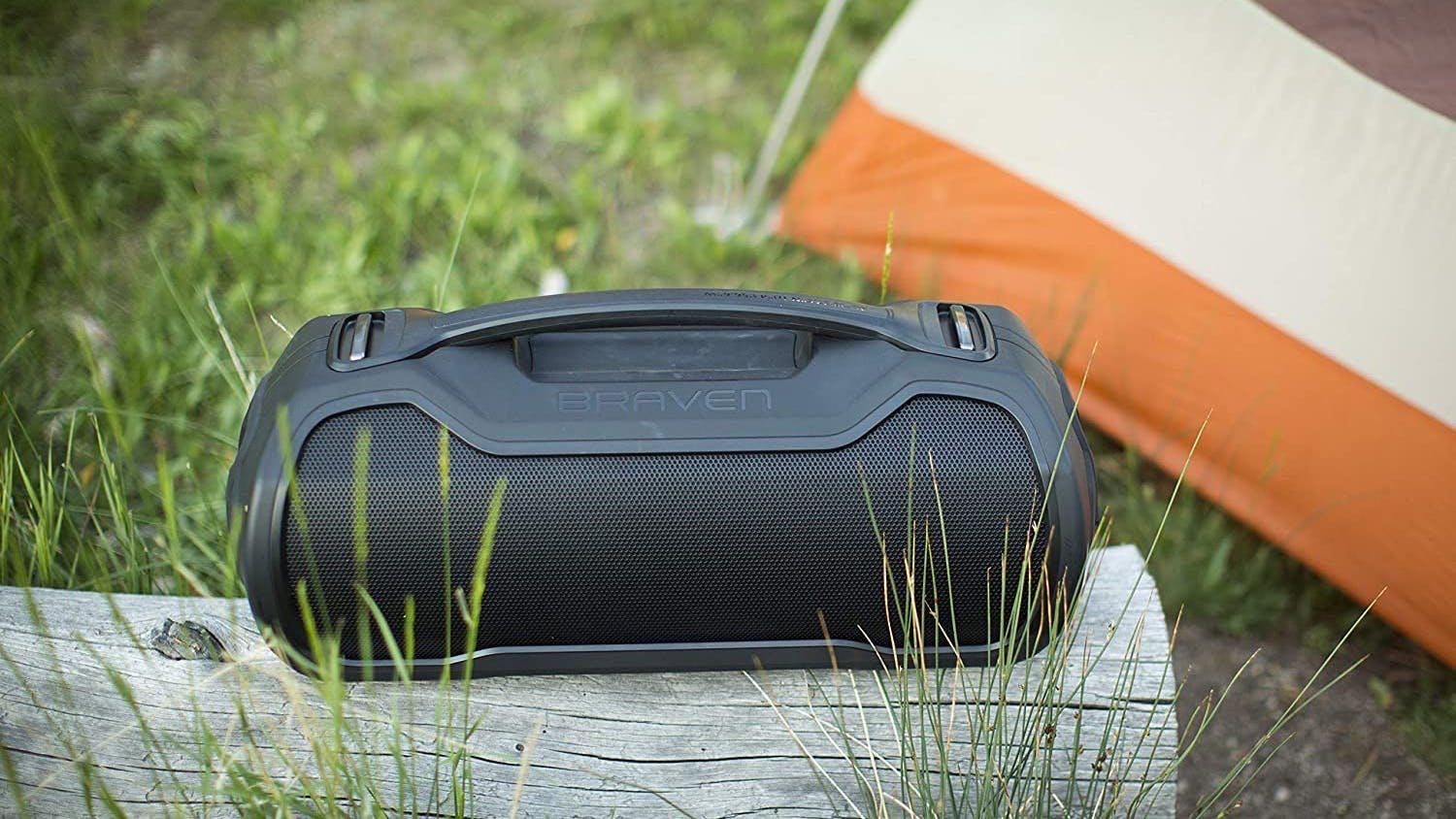 Braven BRV-XXL Portable Bluetooth Speaker - Black