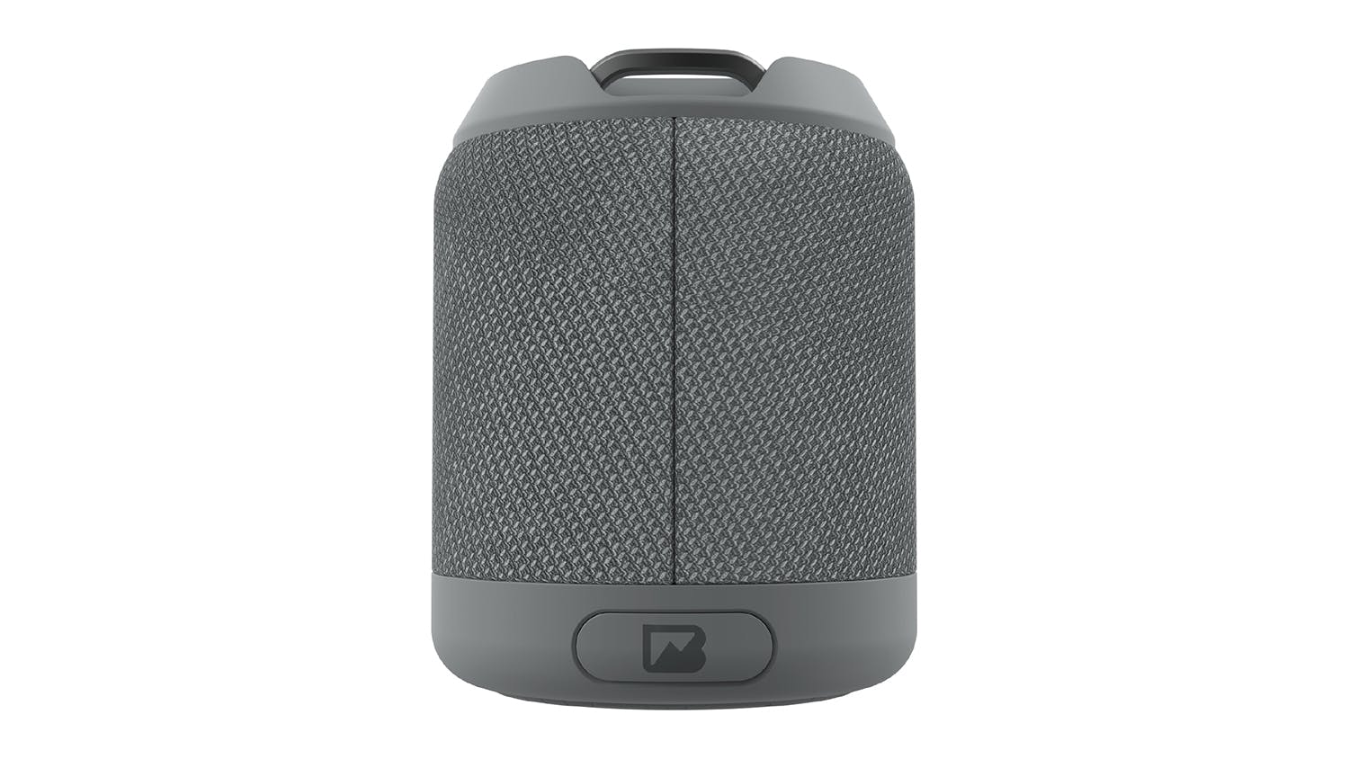 Braven BRV-MINI Portable Bluetooth Speaker - Grey