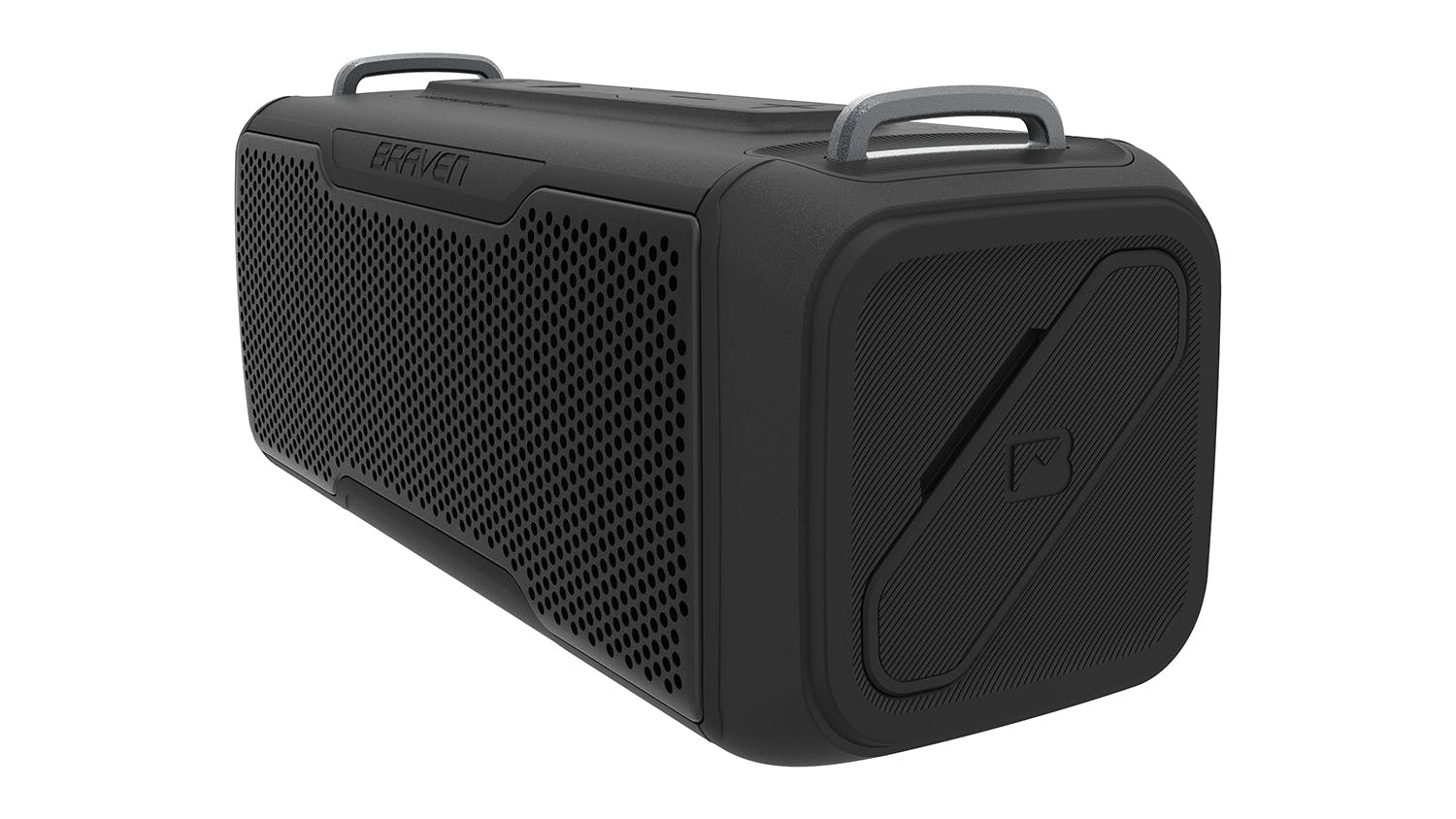 Braven BRV-X/2 Portable Bluetooth Speaker - Black