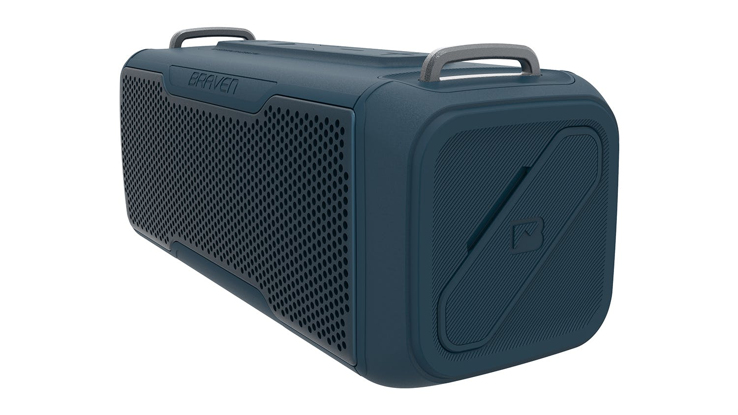 Braven BRV-X/2 Portable Bluetooth Speaker - Blue