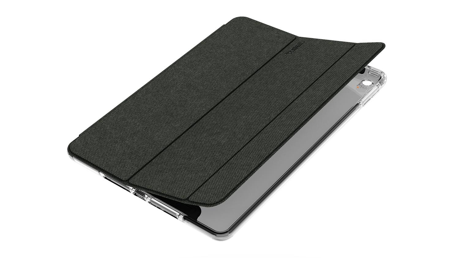 "Gear4 D3O Brompton Folio Case for 10.2"" iPad - Black"