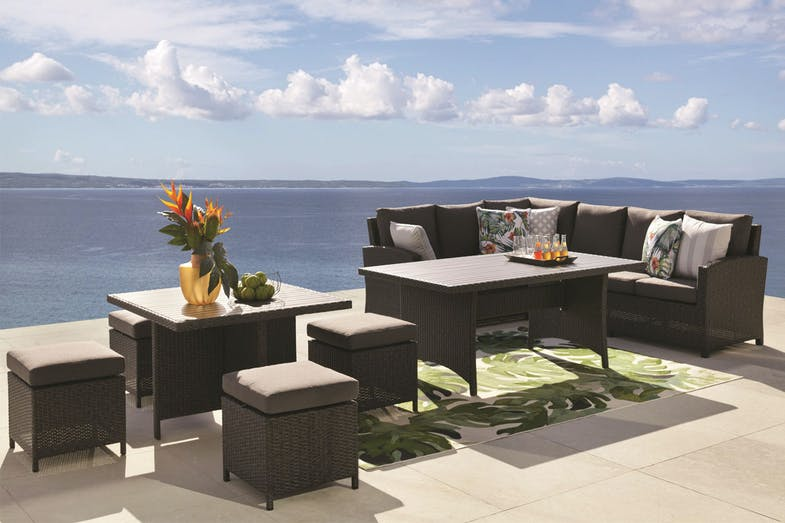 Athens Outdoor Lounge and Dining Package