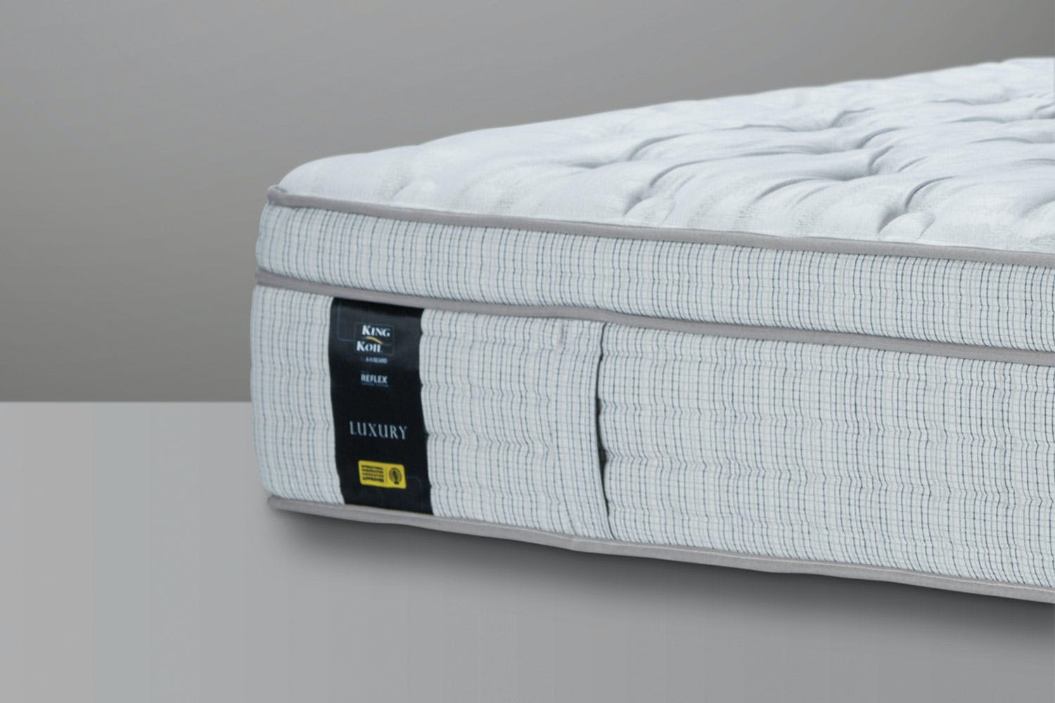 Chiro Ultimate Firm Mattress by King Koil