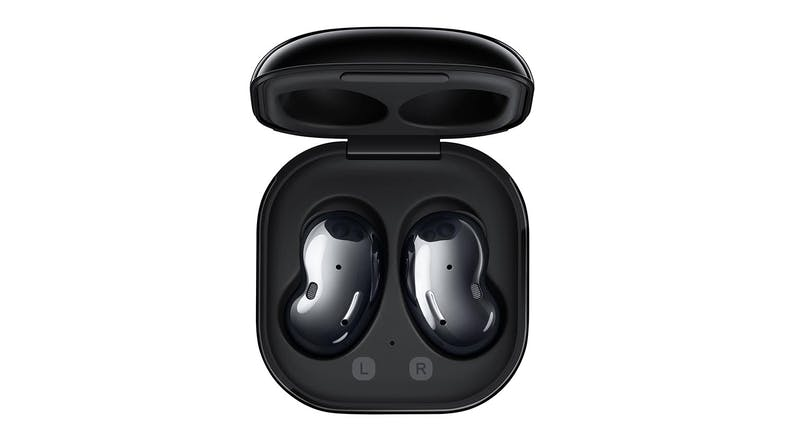 Samsung Galaxy Buds Live Wireless Noise Cancelling In-Ear Headphones - Mystic Black