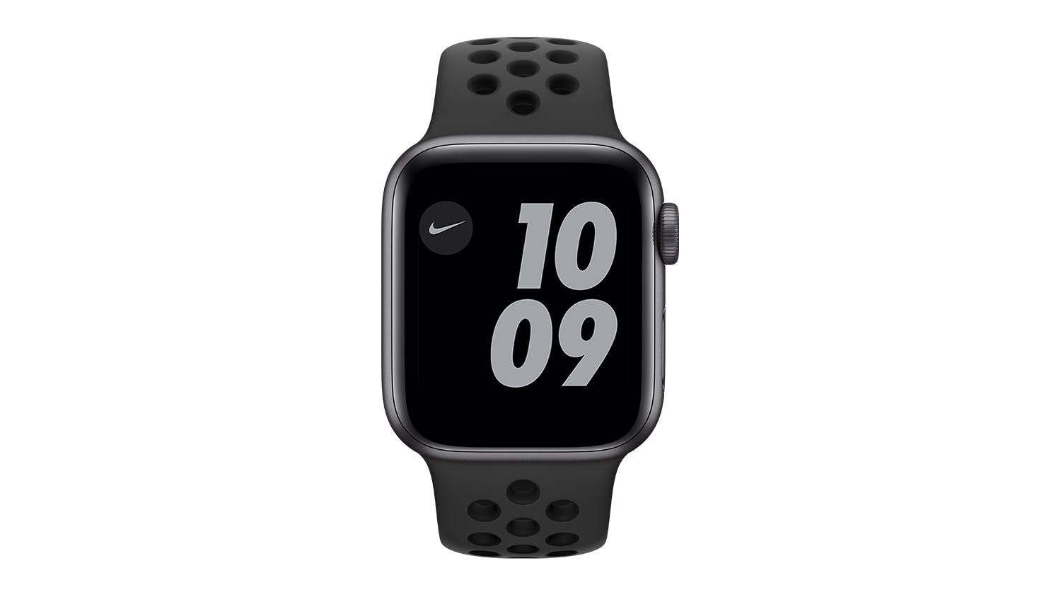 Apple Watch Nike SE (GPS+Cellular) 40mm Space Grey Aluminium Case with Anthracite/Black Nike Sport Band