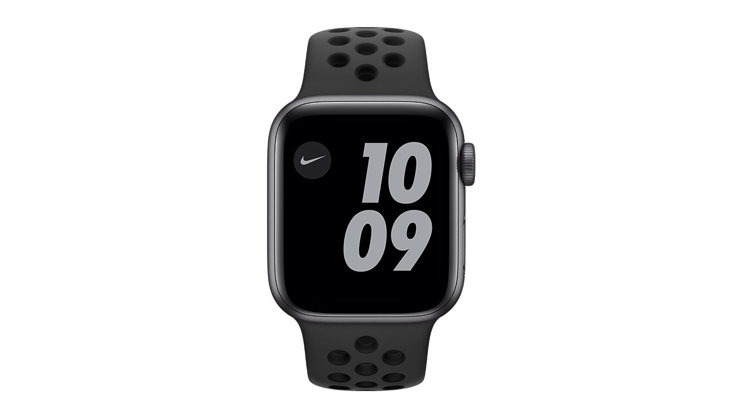 Apple Watch Nike SE (GPS) 40mm Space Grey Aluminium Case with Anthracite/Black Nike Sport Band