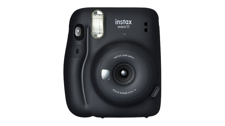 Instax mini 11 - Charcoal Grey Gift Pack