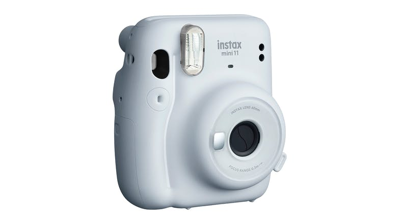 Instax mini 11 - Ice White Gift Pack