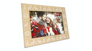 Shot2Go 4 x 6 Timber Embossed Photo Frame
