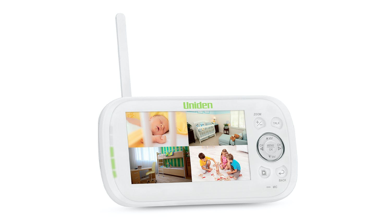 "Uniden BW3101 4.3"" Wireless Baby Video Monitor"