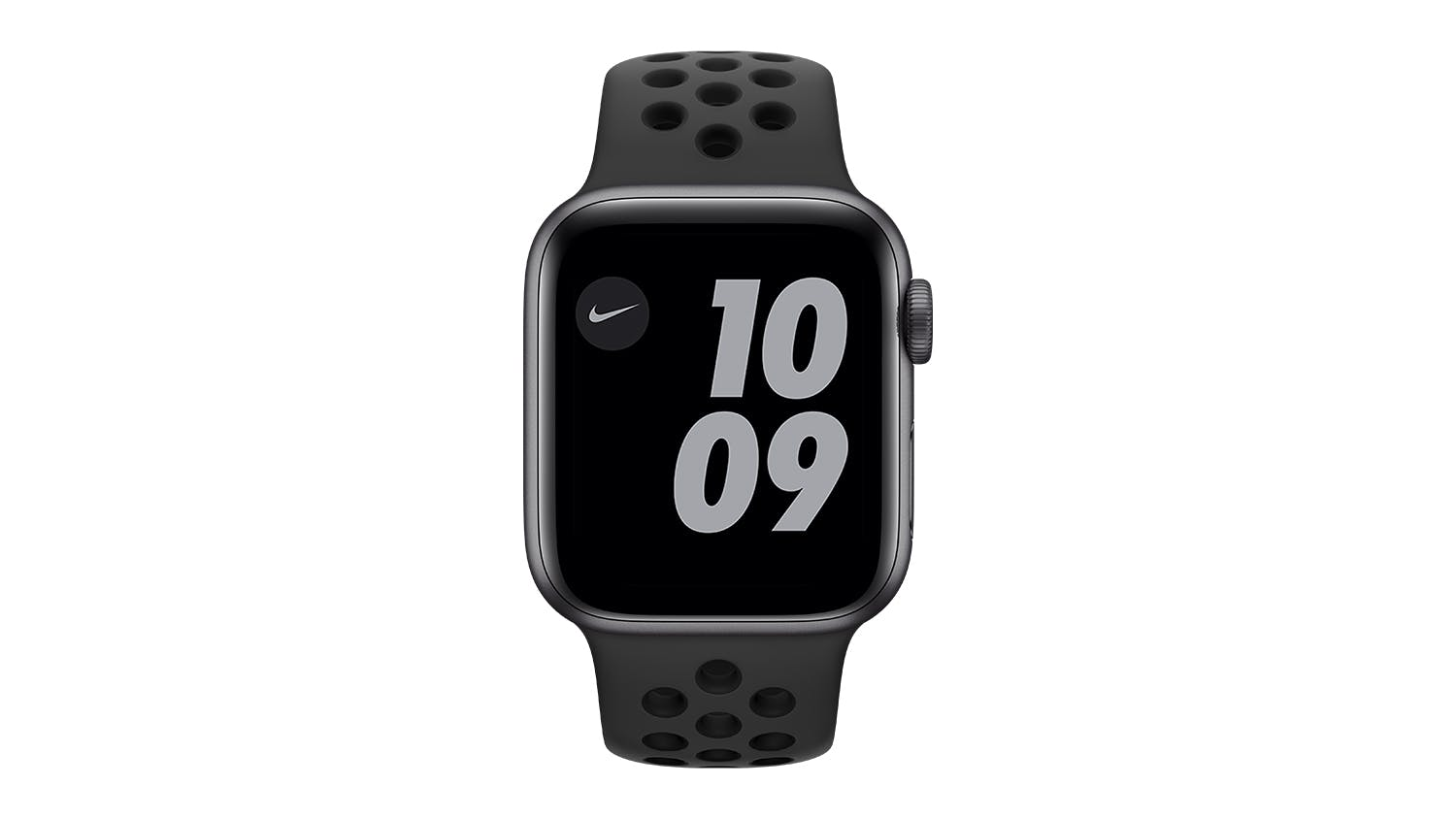Apple Watch Nike Series 6 (GPS+Cellular) 40mm Space Grey Aluminium Case with Anthracite/Black Nike Sport Band