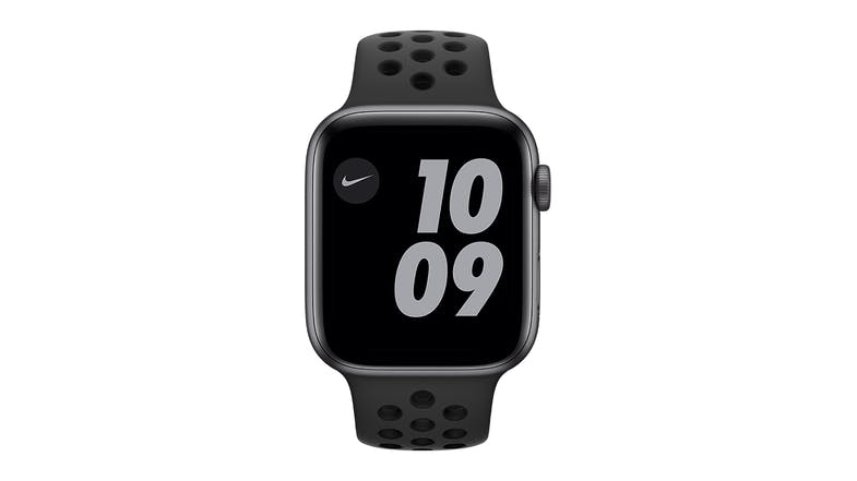 Apple Watch Nike Series 6 (GPS) 44mm Space Grey Aluminium Case with Anthracite/Black Nike Sport Band