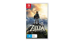 Nintendo Switch - Legend of Zelda: Breath of the Wild (M)