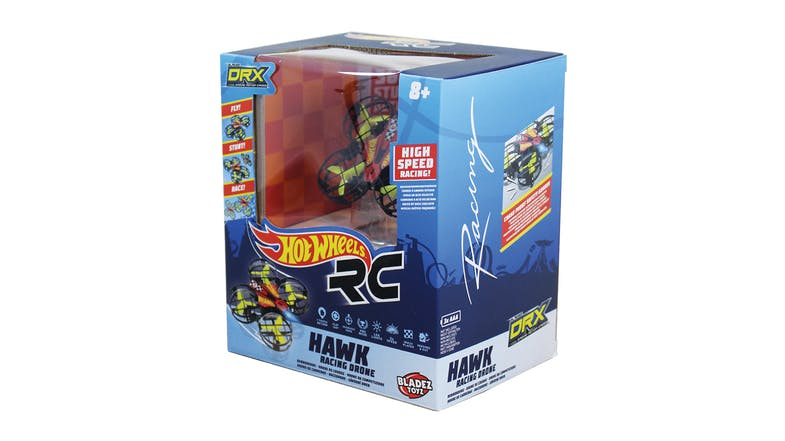 Hot Wheels DRX Nano Racing Drone Lifestyle