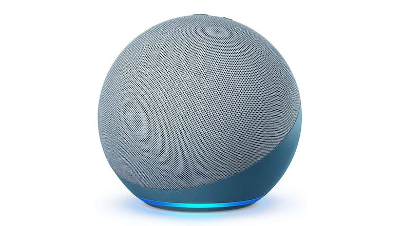 Amazon Echo (4th Gen) with Alexa - Twilight blue