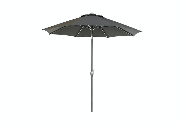 Florence Umbrella Charcoal