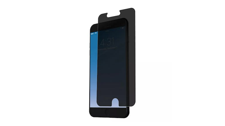 Zagg InvisibleShield Glass Privacy Screen Protector for iPhone 6/6s/7 Plus