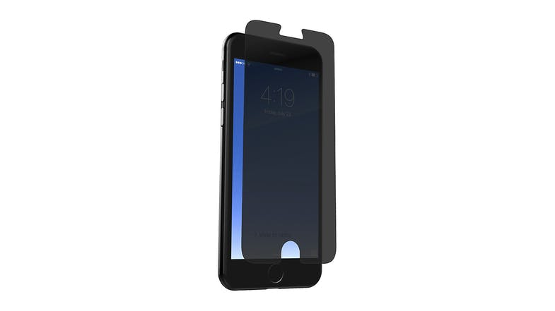 Zagg InvisibleShield Glass Privacy Screen Protector for iPhone 6/6s/7