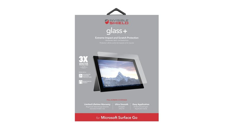 Zagg InvisibleShield Glass+ for Surface Go 10""