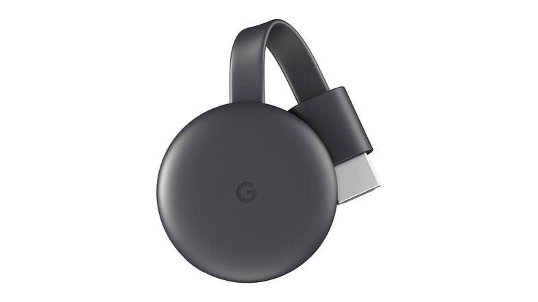 Google Nest Mini + Chromecast (2018) Bundle - Chalk