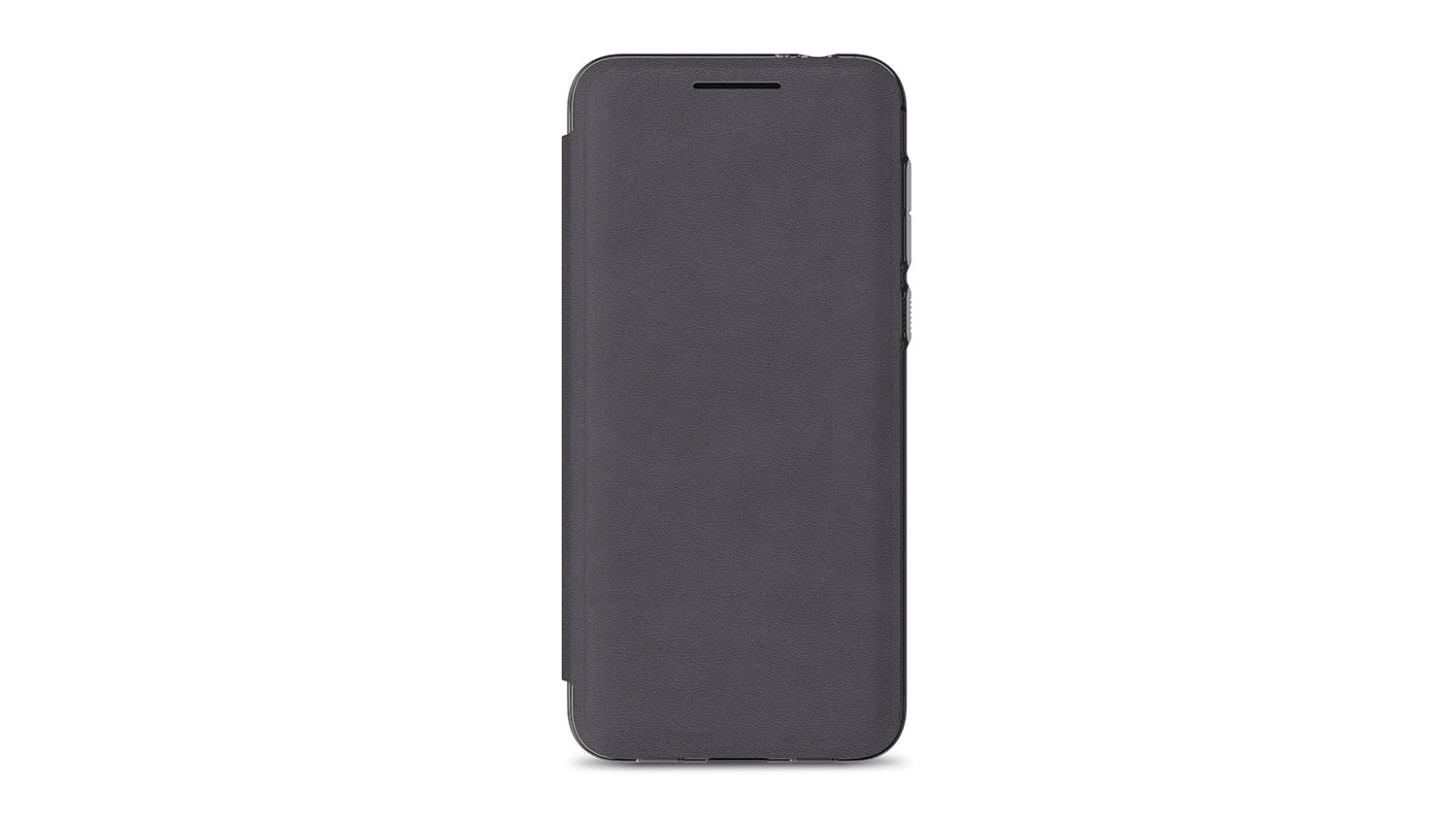 Vodafone Wallet Case for N9 - Dark Grey