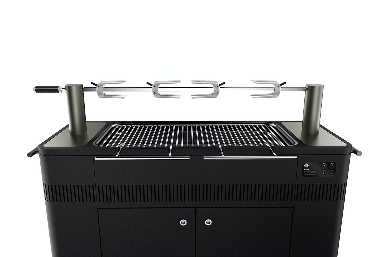 Everdure Hub II Charcoal Barbeque by Heston Blumenthal