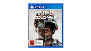 PS4 - Call of Duty Black Ops: Cold War (R16)