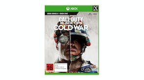 Xbox Series X - Call of Duty Black Ops: Cold War (R16)