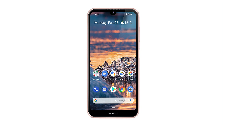 Spark Nokia 4 2 Smartphone Pink Sand Harvey Norman New Zealand