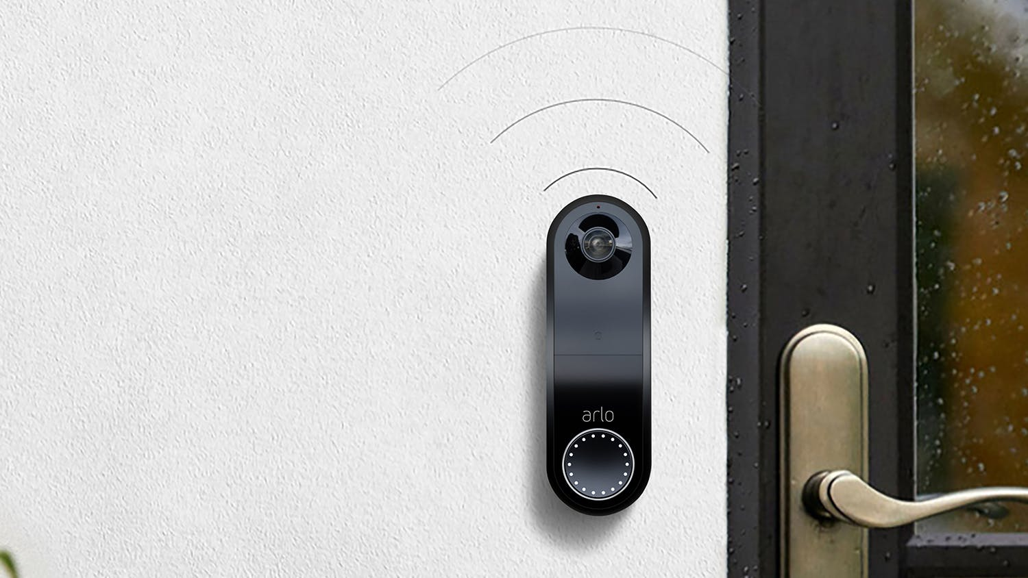Arlo Essential Wire-Free Video Doorbell