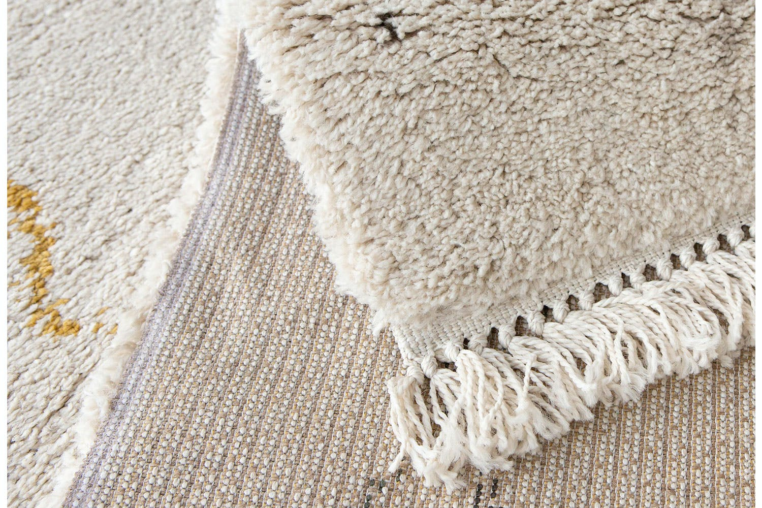Bohemian Beige Rug by Signature Rugs