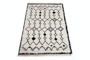 Bohemian Bordered Rug by Signature Rugs