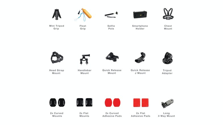 Kaiser Baas Camera Accessory Pack - 30 pcs