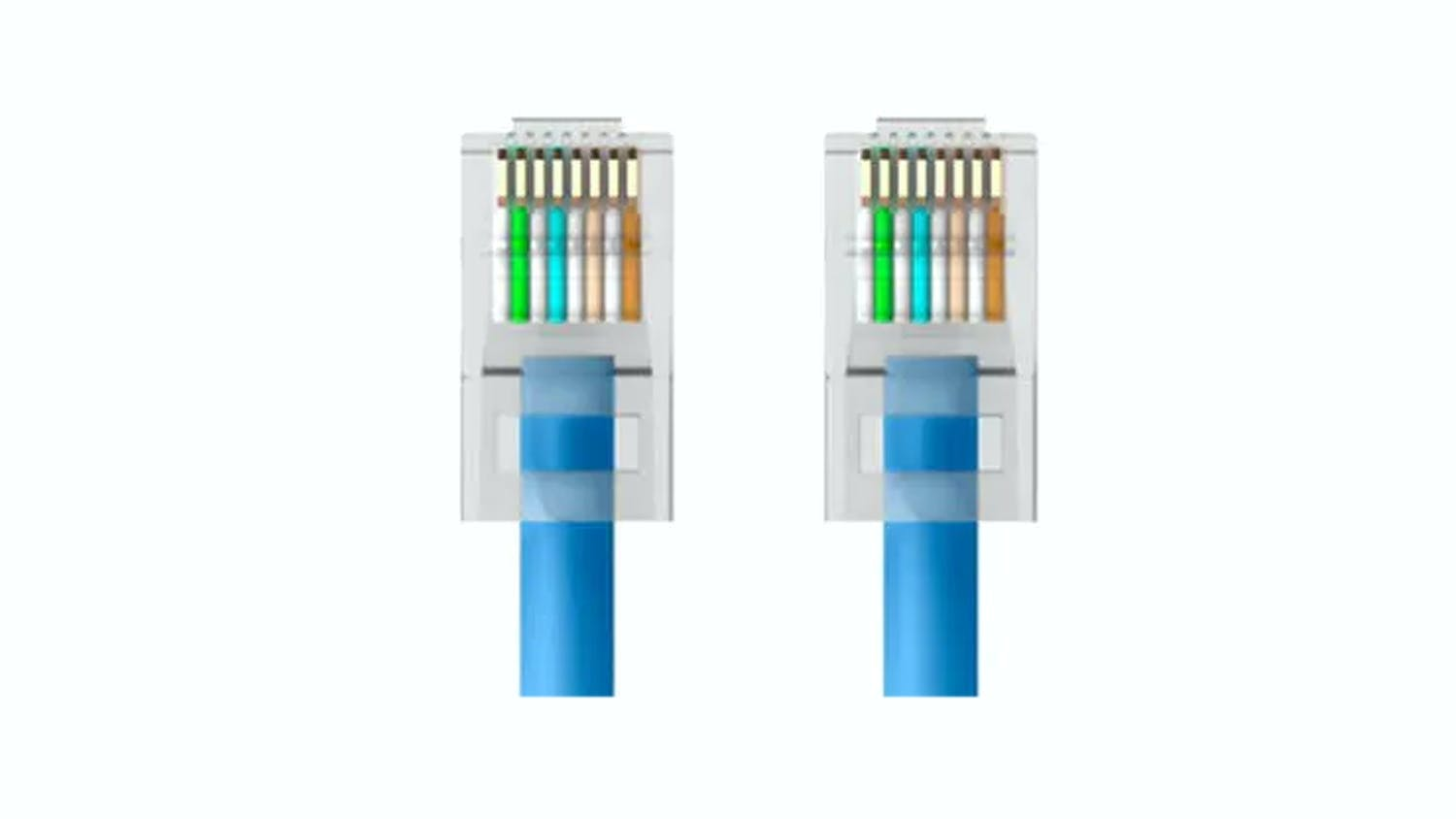 Belkin CAT6 Networking Cable - 1m