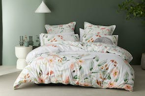 Gumnut Green Duvet Cover Set by Logan & Mason