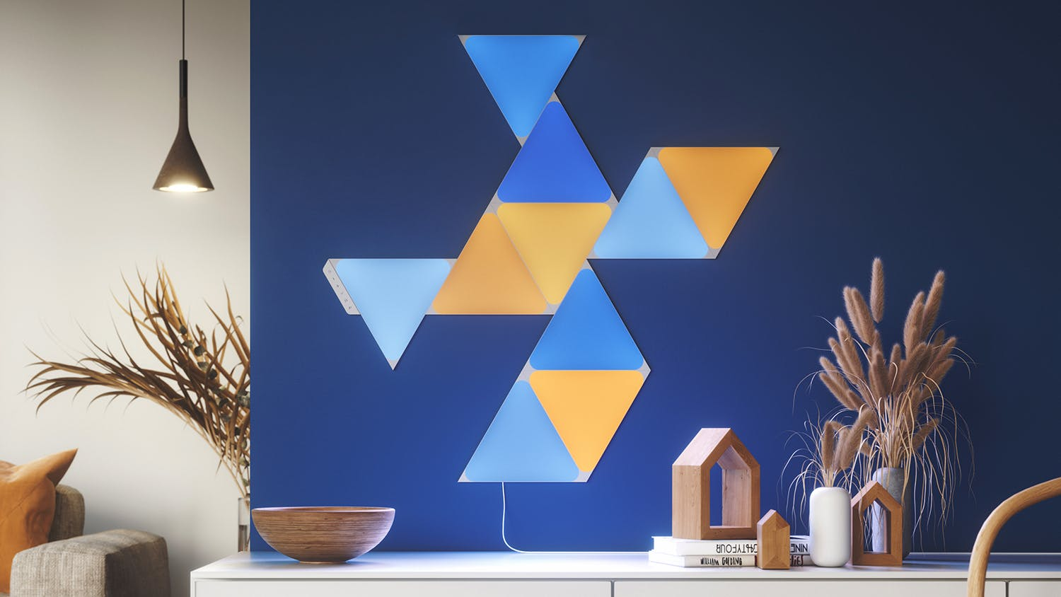 Nanoleaf Shapes Triangles Expansion - 3 Pack