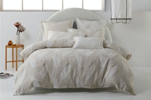 Tahiti Tan Duvet Cover Set by Platinum Collection