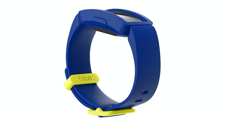 Fitbit Classic Band for Ace 2 Kids Activity Tracker - Neon Yellow