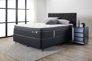 Parkhurst Soft King Single Bed by Sealy Posturepedic