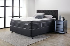Parkhurst Soft Super King Bed by Sealy Posturepedic