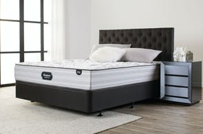Revere Firm Queen Bed by Beautyrest