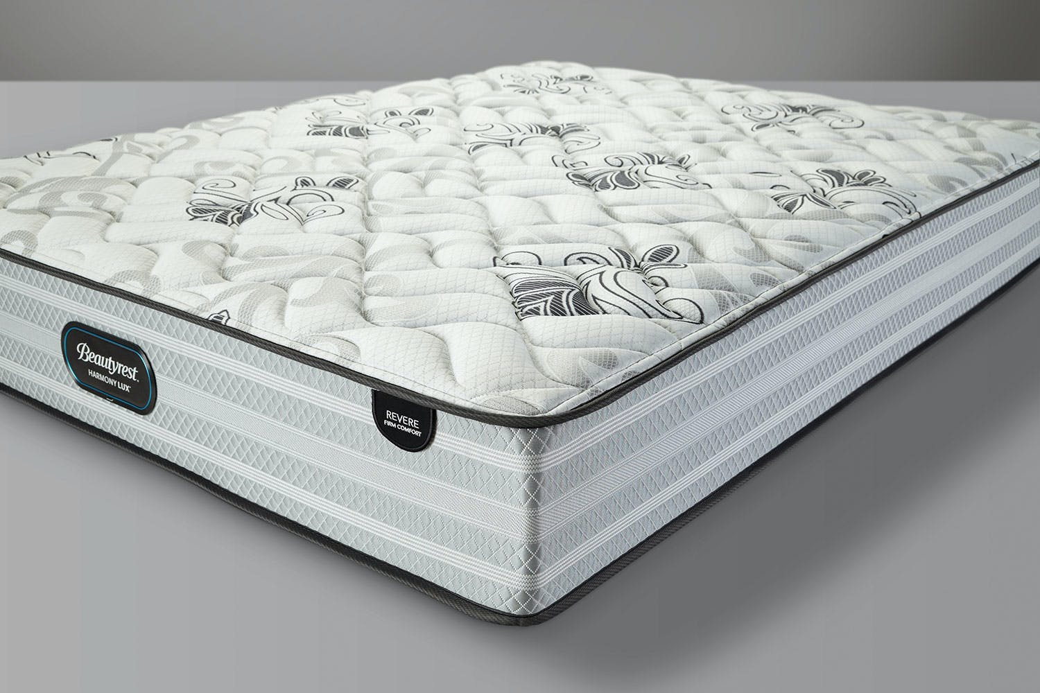 Revere Firm Queen Mattress by Beautyrest
