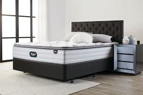 Revere Medium Super King Bed by Beautyrest