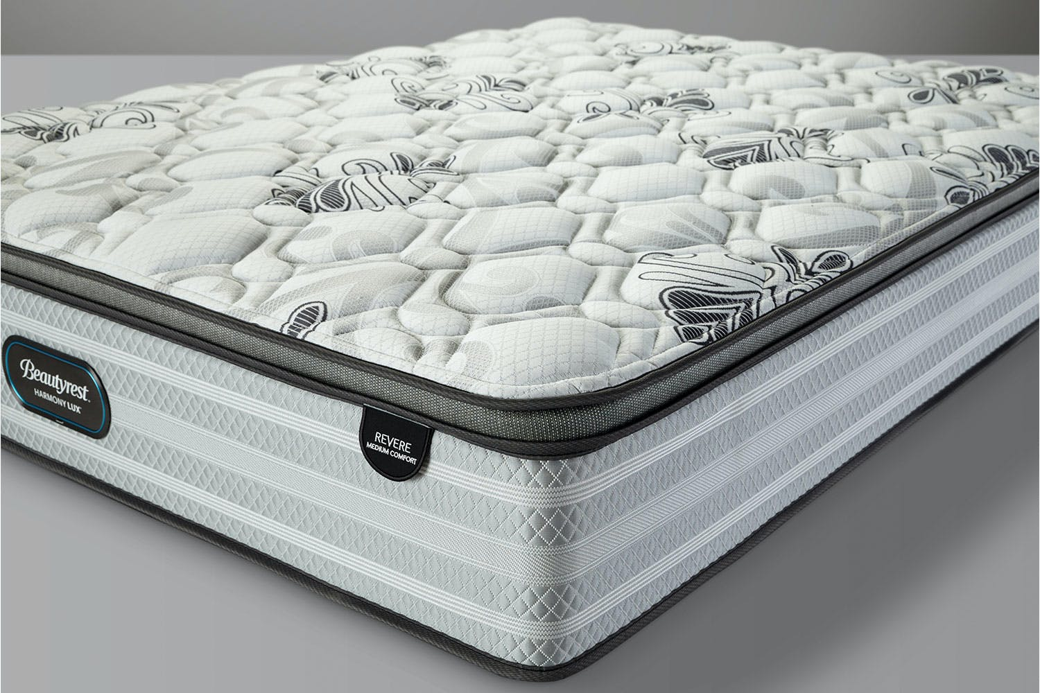Revere Medium Queen Mattress by Beautyrest