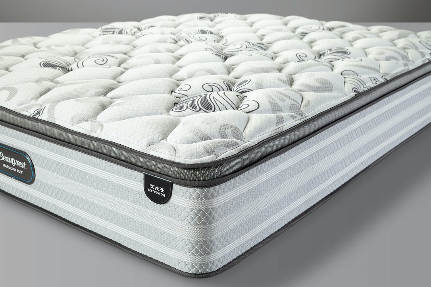 Revere Soft Super King Mattress by Beautyrest