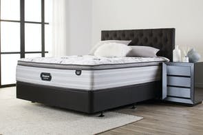 Revere Extra Soft Super King Bed by Beautyrest