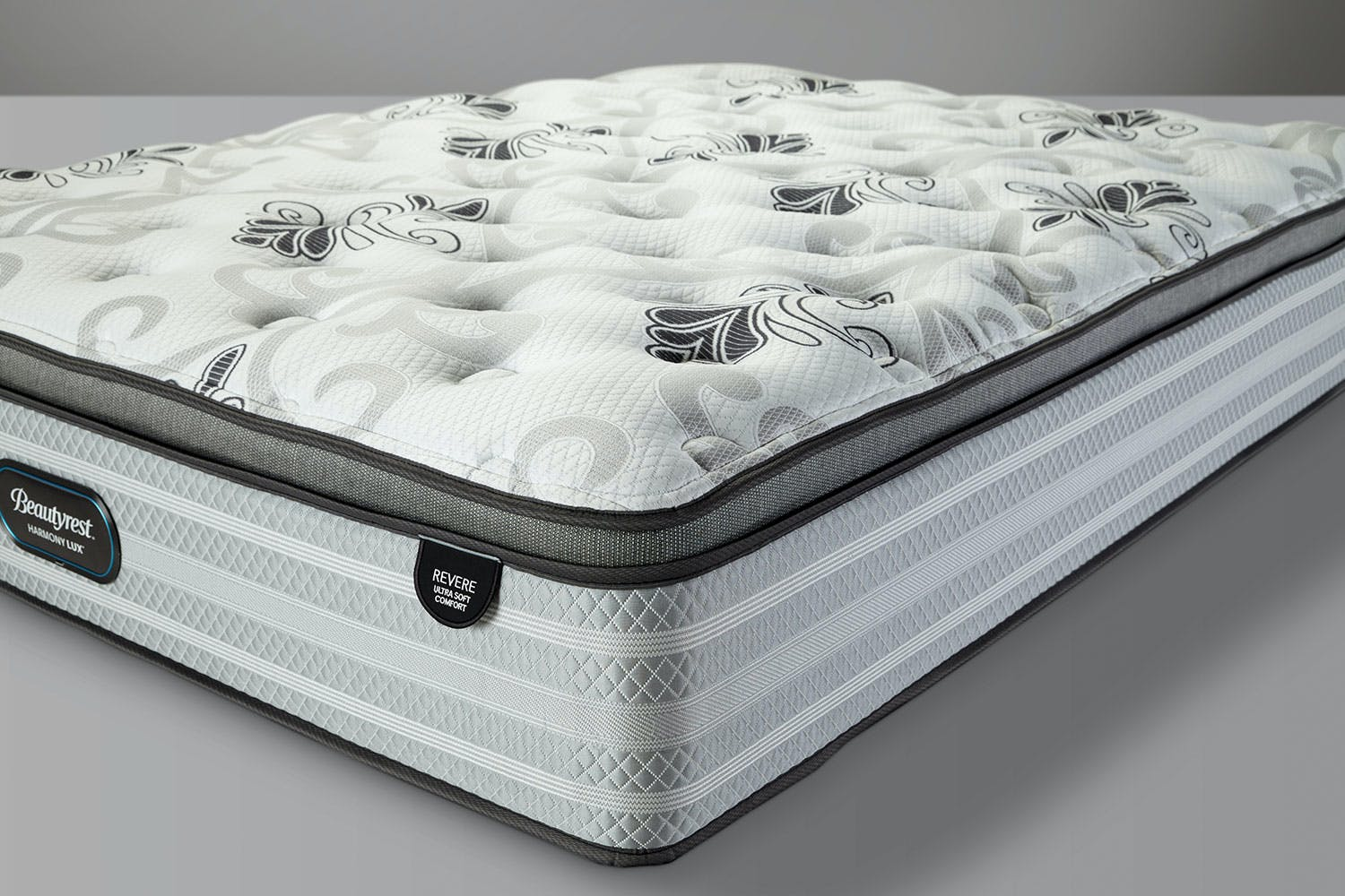 Revere Extra Soft Queen Mattress by Beautyrest