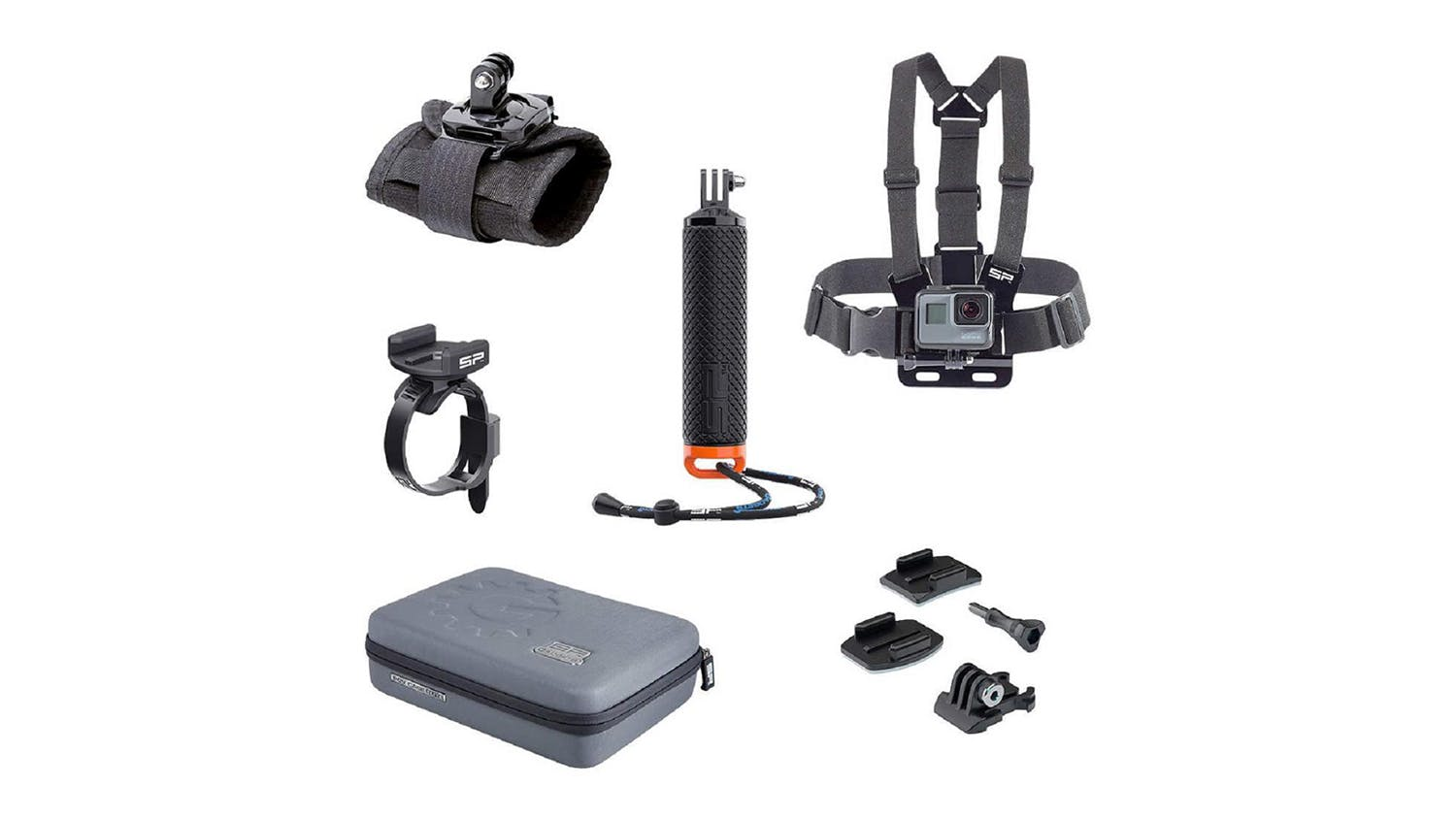SP Gadgets Ultimate Bundle for GoPro