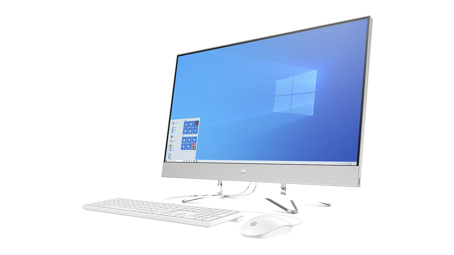HP 27-DP0201A All-in-One Desktop